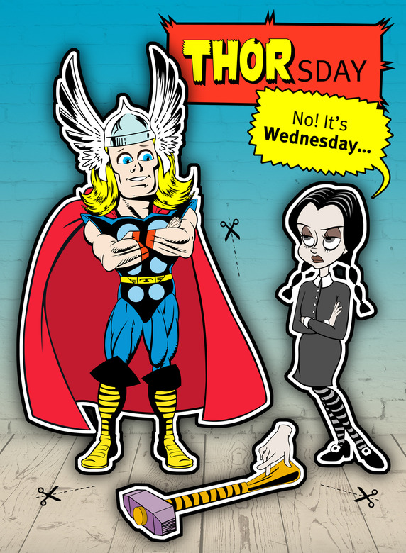 THORsday Vs. Wednesday #1