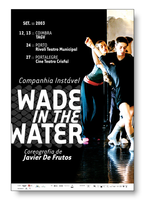 Wade In The Water #1